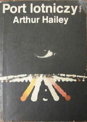 Okładka książki Port lotniczy