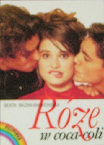 Okładka książki Róże w coca-coli