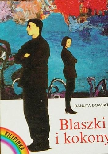 Okładka książki Blaszki i kokony