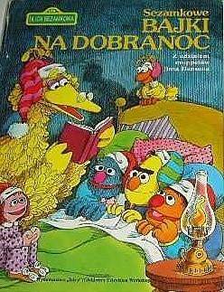 Okładka książki Sezamkowe bajki na dobranoc