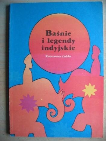 Okładka książki Baśnie i legendy indyjskie