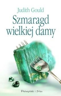 Okładka książki Szmaragd wielkiej damy