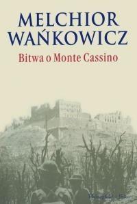 Okładka książki Bitwa o Monte Cassino