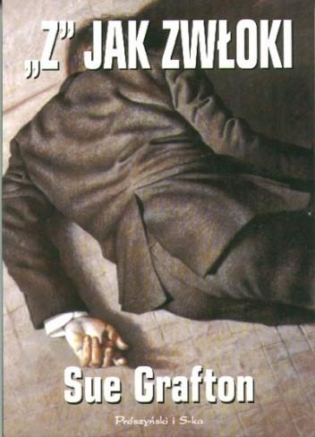 Okładka książki Z jak zwłoki
