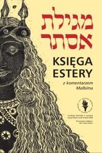 Okładka książki Księga Estery z komentarzem Malbima