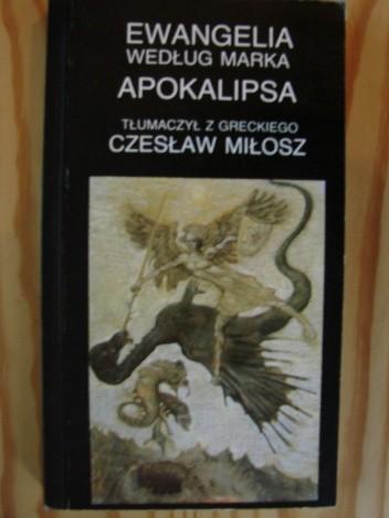 Okładka książki Ewangelia Według Marka - Apokalipsa