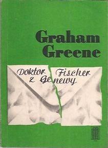Okładka książki Doktor Fischer z Genewy