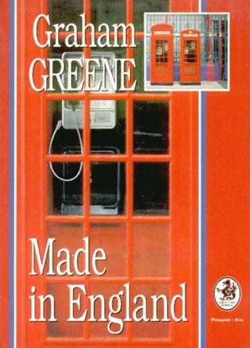 Okładka książki Made in England