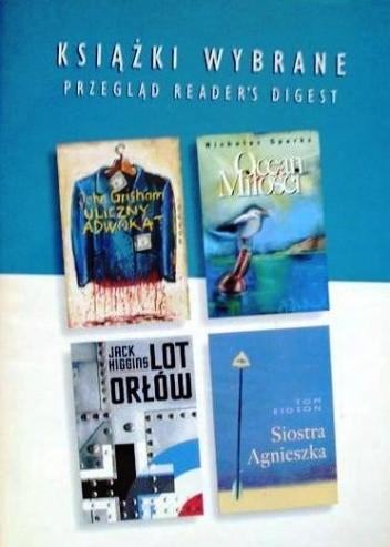 Okładka książki Uliczny adwokat; Ocean miłości; Lot orłów; Siostra Agnieszka