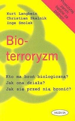 Okładka książki Bioterroryzm