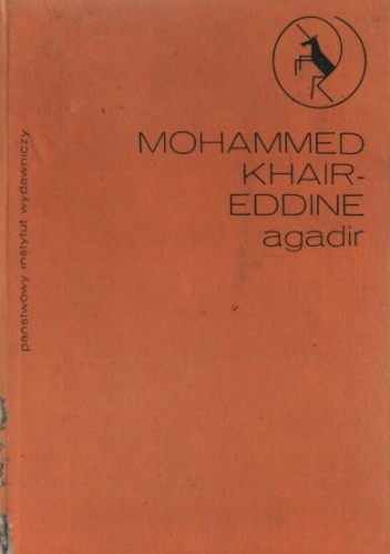 Okładka książki Agadir
