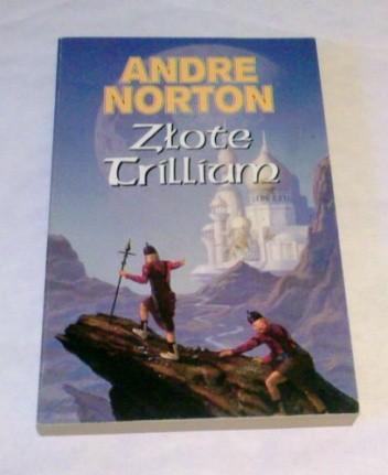 Okładka książki Złote Trillium