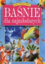Okładka książki Baśnie dla najmłodszych