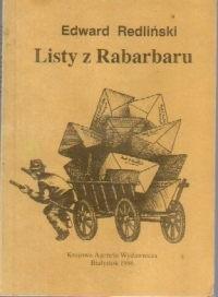 Okładka książki Listy z Rabarbaru