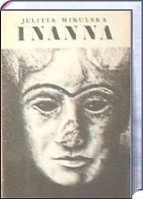 Okładka książki Inanna