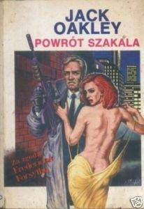 Okładka książki Powrót Szakala