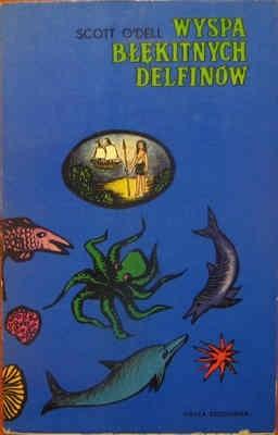 Okładka książki Wyspa błękitnych delfinów