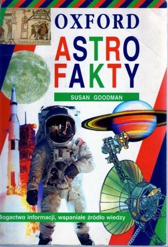Okładka książki Astrofakty