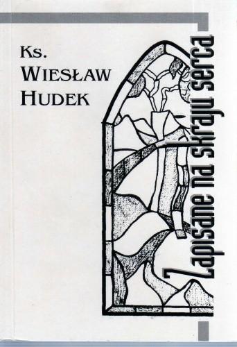 Okładka książki Zapisane na skraju serca