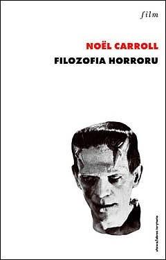 Okładka książki Filozofia horroru