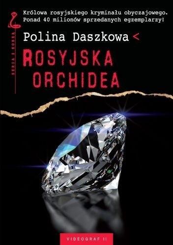 Okładka książki Rosyjska orchidea