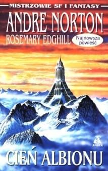 Okładka książki Cień Albionu