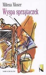 Okładka książki Wyspa sprzątaczek
