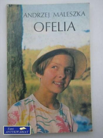 Okładka książki Ofelia