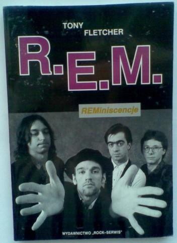 Okładka książki R.E.M. - REMiniscencje