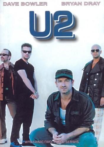 Okładka książki U2 - Sprzysiężenie na rzecz nadziei