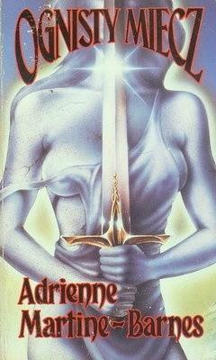 Okładka książki Ognisty miecz