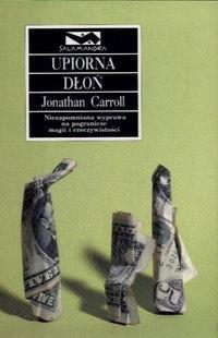 Okładka książki Upiorna dłoń