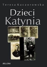 Okładka książki Dzieci Katynia
