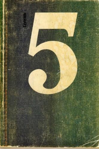 Okładka książki Fabula rasa. Z wypowiedzi rozproszonych