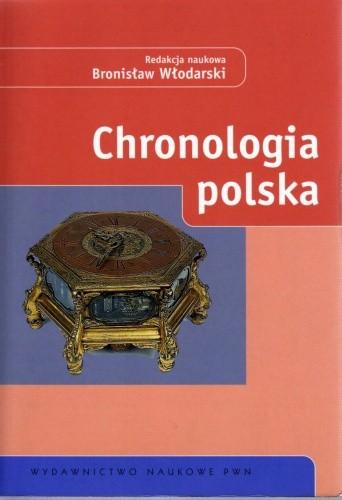 Okładka książki Chronologia polska