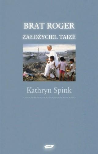 Okładka książki Brat Roger, założyciel Taizé