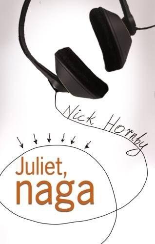 Okładka książki Juliet, naga