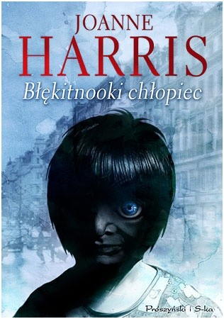 Okładka książki Błękitnooki chłopiec