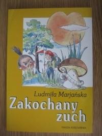 Okładka książki Zakochany zuch