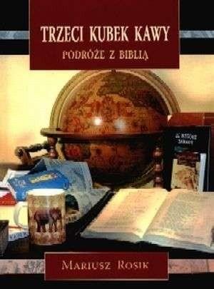 Okładka książki Trzeci kubek kawy