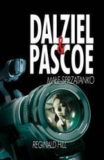 Okładka książki Dalziel & Pascoe. Małe sprzątanko