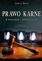 Prawo karne w pytaniach i odpowiedziach