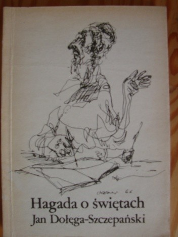 Okładka książki Hagada o Świętach