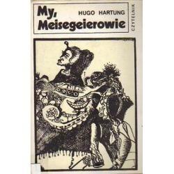 Okładka książki My, Meisegeierowie