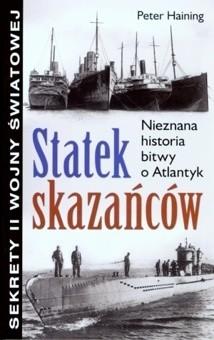 Okładka książki Statek skazańców