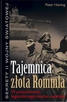 Okładka książki Tajemnica złota Rommla