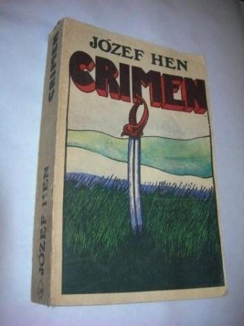 Okładka książki Crimen: Opowieść jarmarczna