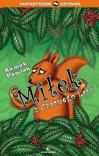 Okładka książki Miłek z Czarnego Lasu