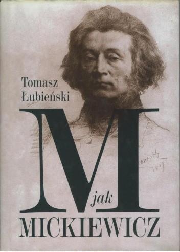 Okładka książki M jak Mickiewicz