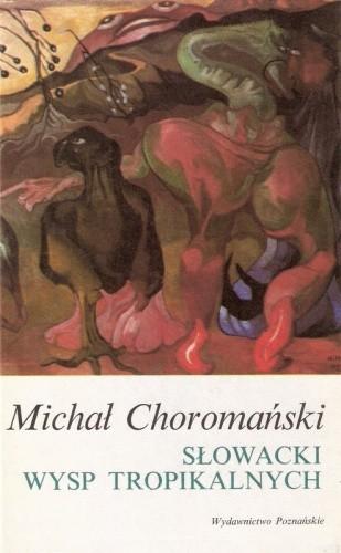 Okładka książki Słowacki wysp tropikalnych